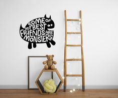 Monsters Wall Decals - Boys Room Wall Decal http://gypsyjunkclothingtrunk.com/products/monsters-wall-decals-boys-room-wall-decal?utm_campaign=crowdfire&utm_content=crowdfire&utm_medium=social&utm_source=pinterest