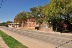 Old Stock Yards Fort Worth Texas / Swift Armour Rendering Plant Fort Worth Texas, Abandoned Buildings, Pregnancy Photos, Swift, Yards, Armour, Old Things, Street View, Scene