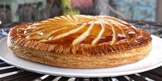 Try this Mushroom, Thyme and Leek Pithivier  recipe by Chef Maggie Beer.This recipe is from the show The Great Australian Bake Off.