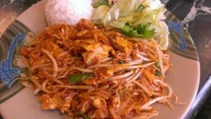 A Happy Accident~123 Thai Food In Port Townsend, Washington