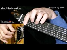 WICKED GAME: Fingerstyle Guitar Lesson + TAB by GuitarNick - YouTube