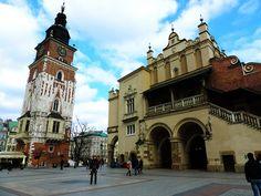 Main Square, Krakow | Crazy Spring Days In Krakow