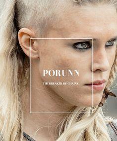 Porunn | Vikings, History Channel