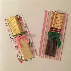 Merci Schokolade Verpackung Geschenk