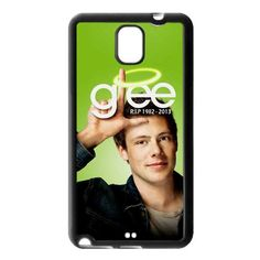 Glee Cory Monteith Samsung Galaxy Note 3 Case $16.50