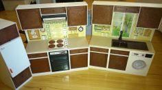 sindy furniture kitchen set