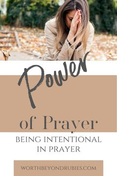 Do you find that your prayers sometimes seem to fall flat? Do you feel like you just go through the same motions day after day, week after week without feeling that connection? The power of prayer can feel lost on us when our minds wander due to a disconnect in our prayer time. Learn how to prayer with intention and meaning and foster that relationship with Adonai that He intends for you to have; learn about kavanah! #prayer #praying #messianic #worthbeyondrubies