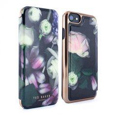 3af8179ba Ted Baker LIMA Mirror Folio Case for iPhone 7  6S 6 – Kensignton Floral