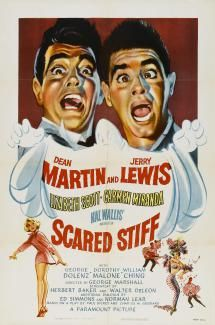 The legendary comedy team of Dean Martin and Jerry Lewis filmed 16 successful movies together. Here are the top 10.