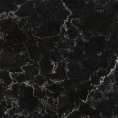 5100 Vanilla Noir™ by Caesarstone - A classic black base with light veins. Quartz Countertops Colors, Black Countertops, Stone Countertops, Kitchen Countertops, Granite, Kitchen Reno, New Kitchen, Kitchen Ideas, Kitchen Sinks