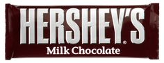 """Hershey's Milk Chocolate bar. For that """"special """" time...which it then becomes """"medicinal"""""""