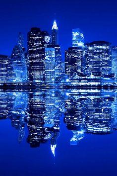 City of Blue, New York City