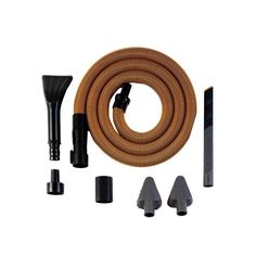 Ridgid Premium 7-Piece Automobile Car Vacuum Attachment Detailing Cleaning Kit #Ridgid