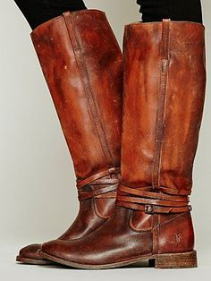 frye boots of my dreams