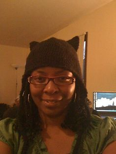 Ravelry: SikeChick's Devil of a Cat Hat