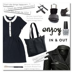 """Popmap"" by janee-oss ❤ liked on Polyvore featuring Michael Kors, Betina Lou and OPI"