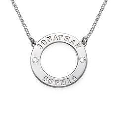 Just got one with my hubby's name and my name. :D Save 10% off with code ATHENA.
