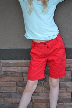 petit à petit and family: Morocco Pants & Shorts... testing 123