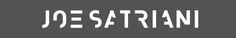 Joe Satriani artist logo