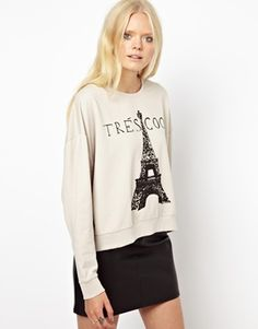 Just Female Tres Cool Sweatshirt