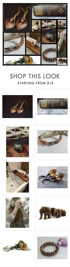 """""""Dark Days"""" by inspiredbyten ❤ liked on Polyvore featuring vintage"""