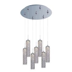 Suspension multi luminaire luminaire cage d 39 escalier for Luminaire double suspension