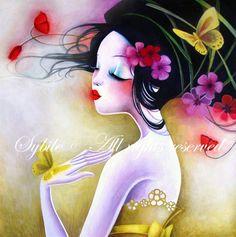 Sybile, Yellow Butterflies
