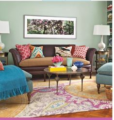 colors, furniture