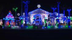 Programmer, Loya family speak about the magic behind El Paso's iconic Loya light show