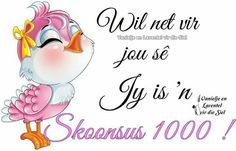 My Sister Quotes, Me Quotes, Baie Dankie, Sister In Law Birthday, Fathers Love, Give It To Me, Sisters, Inspirational Quotes, Afrikaans