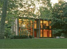 Louis I. Kahn's Esherick house on architectureforsale.com
