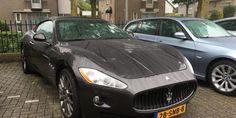 Maserati Grancabrio 4.7 (2011) - Athlon – Tour of the century