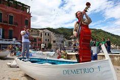 A tutto Jazz! DoveViaggi - Percfest 2013: percussioni e jazz sul mare a Laigueglia