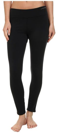 Hot Chillys Micro-Elite XT Tight (Black/Granite) Women's Casual Pants - Hot Chillys, Micro-Elite XT Tight, HC9438, Apparel Bottom Casual Pants, Casual Pants, Bottom, Apparel, Clothes Clothing, Gift, - Fashion Ideas To Inspire