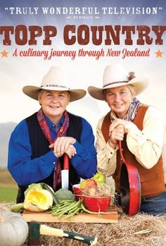 Twin sisters and celebrated Kiwi comedians / original singer-songwriters, Lynda and Jools Topp (the Topp Twins) take us on a culinary journey around New Zealand meeting passionate food producers, home cooks and lovers of life.