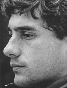 Ayrton Senna - watched a documentary about him and cried for days. Amazing.