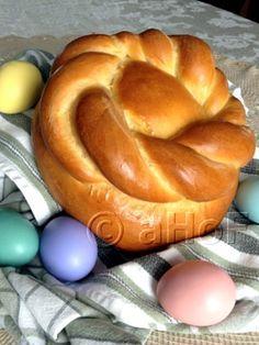 Pascha or Paska Bread
