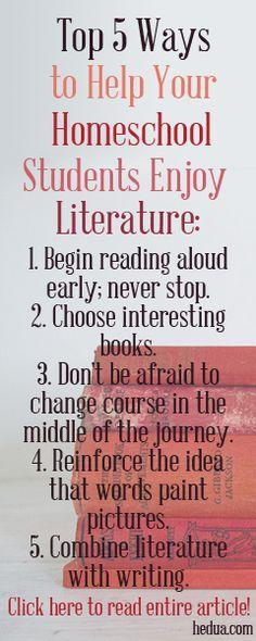 Click here for great advice from children's author & #homeschool veteran Susan K. Marlow! via Hedua.com