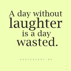 always laugh