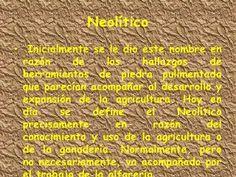Paleolitico neolitico-y-edad-de-los-metales-100428205401-phpapp02 Periodic Table, Metals, Prehistory, Dinosaurs, Periodic Table Chart, Periotic Table