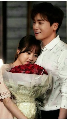 It would be a dream come true if I met both of them Park Hyung Sik, Park Bo Young, Korean Drama Movies, Korean Actors, Strong Girls, Strong Women, Strong Woman Do Bong Soon Wallpaper, Ahn Min Hyuk, Min Yoonji