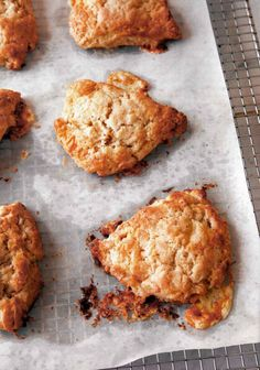 Apple and White Cheddar Scones Recipe (These apple and white Cheddar scones are a less time-consuming riff on apple pie with Cheddar. Easy as muffins. Flaky as biscuits. And lovely as anything we've tasted.)
