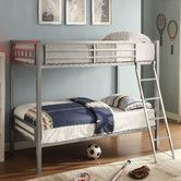 Found it at Wayfair - Bay Twin Bunk Bed