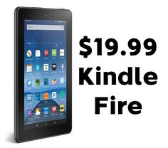 Kindle Fire for only $19.99 YMMV Amazon Coupon - gfre.be/c