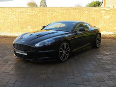 2012 Aston Martin DBS Ultimate Carbon Black II