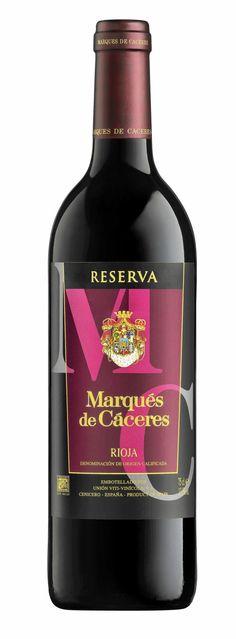 Wine Find: 2008 Marques de Caceres Rioja Reserva