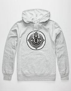ELEMENT Wrapped Mens Hoodie