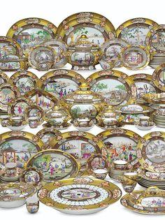 Lakeside Garden, Chinese Ceramics, China Porcelain, Fine Dining, Vases, Dinnerware, Tea Pots, Sculptures, Shabby Chic