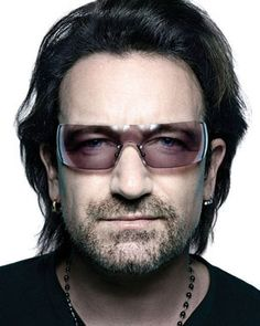 Bono - Paul David Hewson, known by his stage name Bono, is an Irishman and vocalist of the Dublin-based rock band U2. Wikipedia