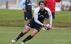 Duracell scrum-half Lee Dickson ready for England action if called upon